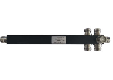 الصين 698-3800 ميجا هرتز Black Square 4.3-10 Mini Din Female 6 Way Power Divider Splitter مصنع